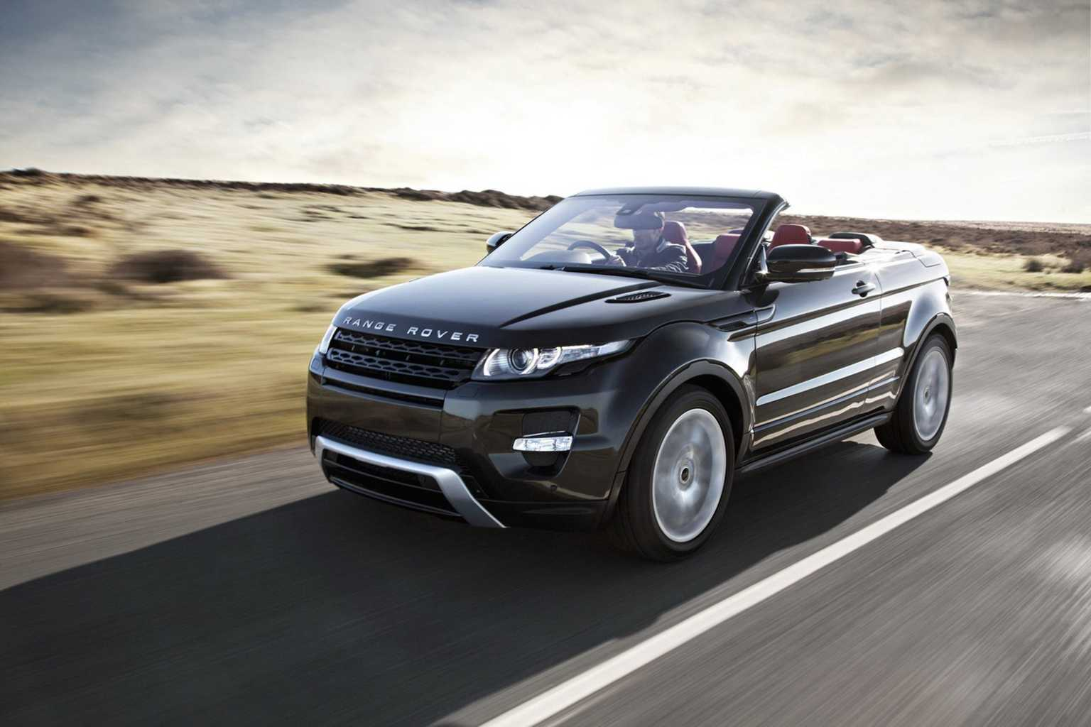 Land Rover Evoque 8