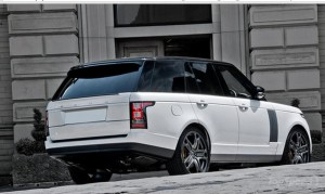 2013 Land Rover Range Rover Vogue Signature Edition by Kahn Designv