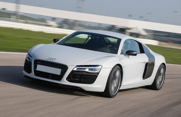 Latest R8 out of Audi stable   7