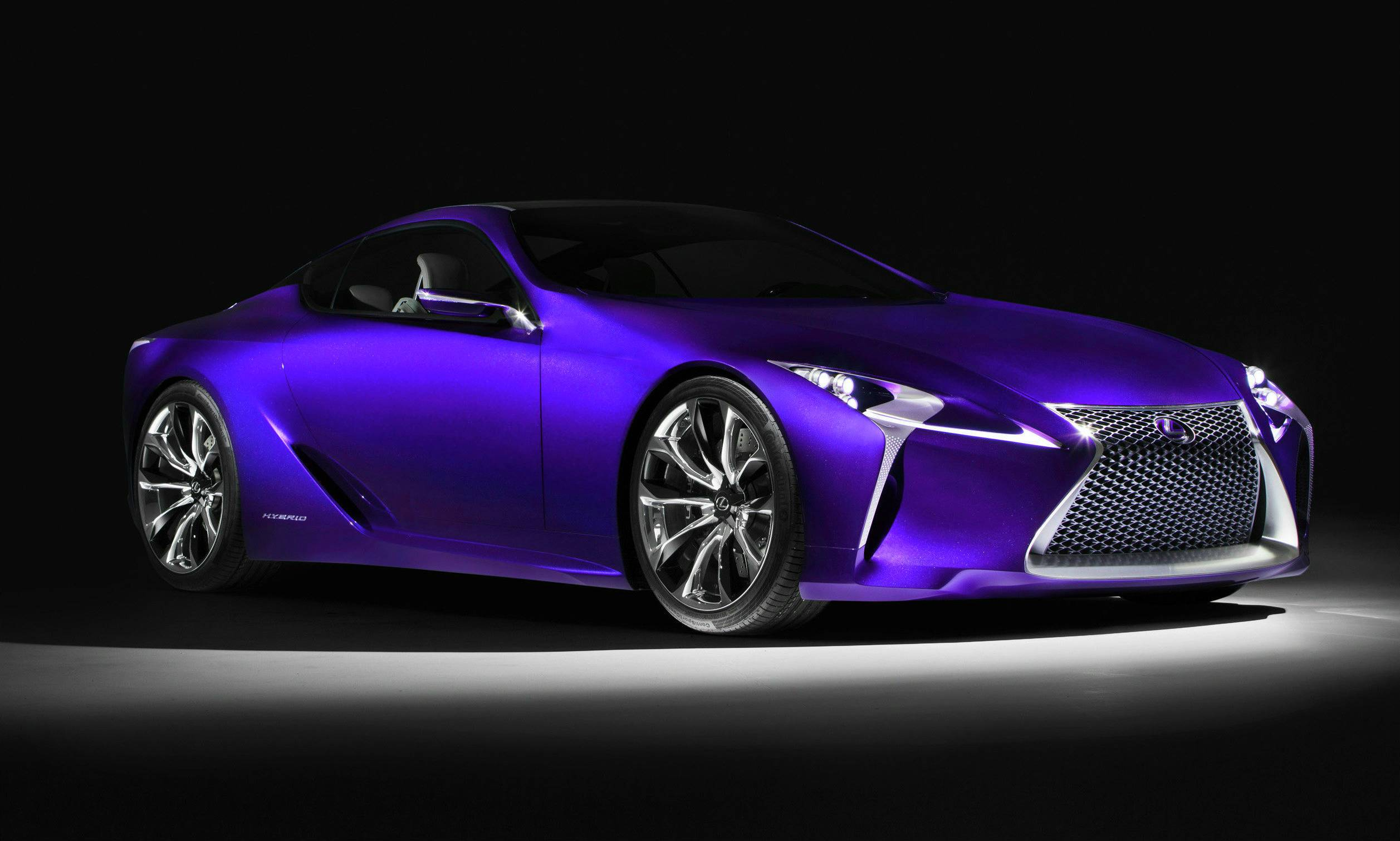 Lexus Car In Latest Color  1