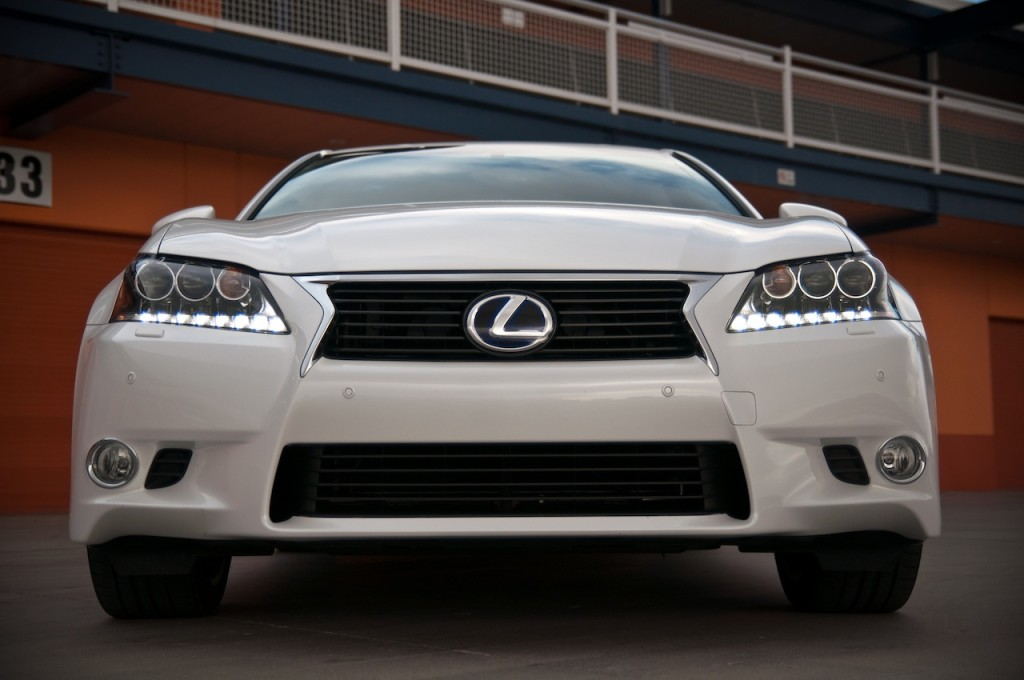 The All New 2013 Lexus GS  1
