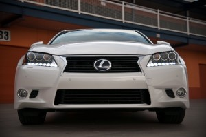 The All New 2013 Lexus GS