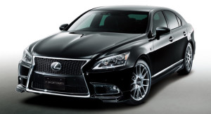 The recent redesign of the Lexus LS may have included the first ever F Sport …