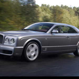 New Bentley Brooklands Coupe Celebrates Circuit's Centenary
