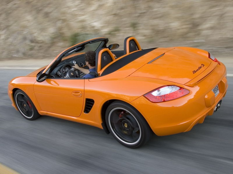 boxster orange