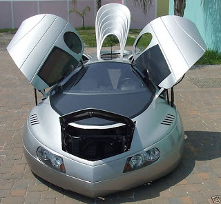 A Luxury Automotive Car ...  1