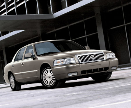 Mercury Grand Marquis   1