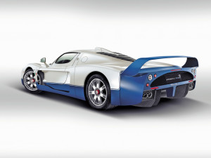 Maserati Mc12 Racing Car Hd Cars