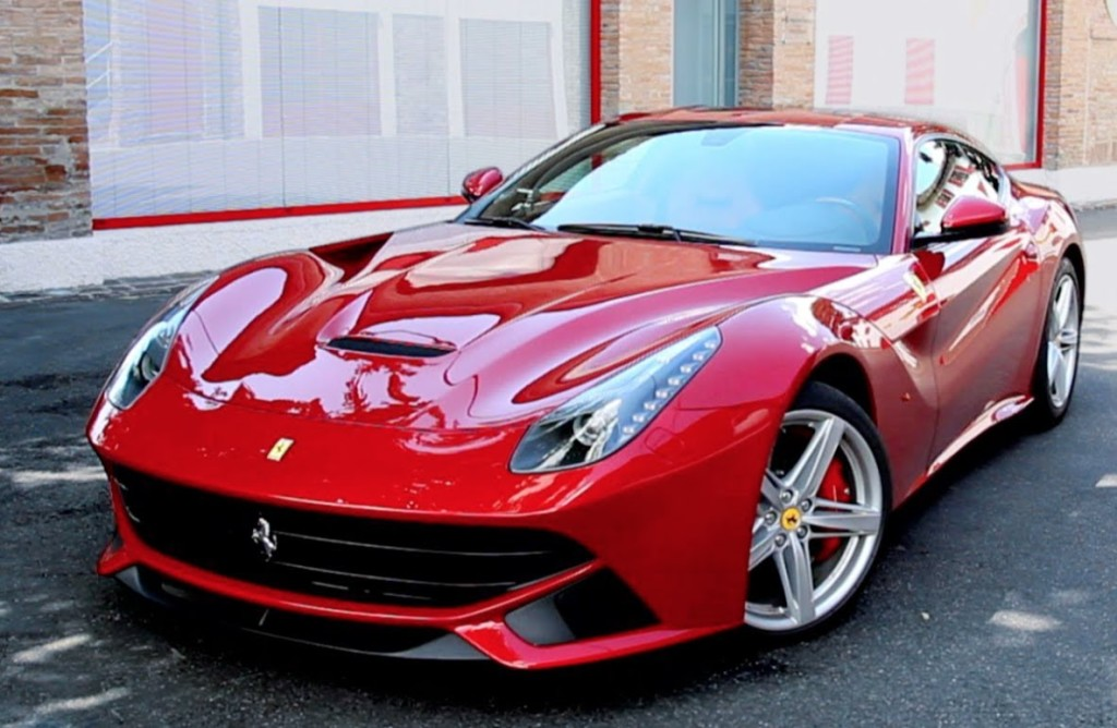Ferrari my dream car