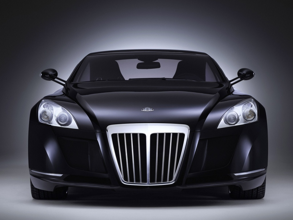 Experts Car: Maybach  9