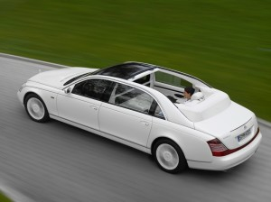 As evidenced by car, the hand-built Landaulet will be based on the Maybach …