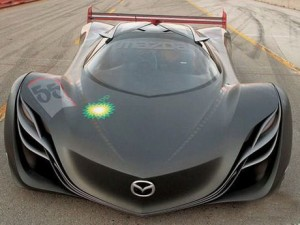 Furai, latest concept from Mazda