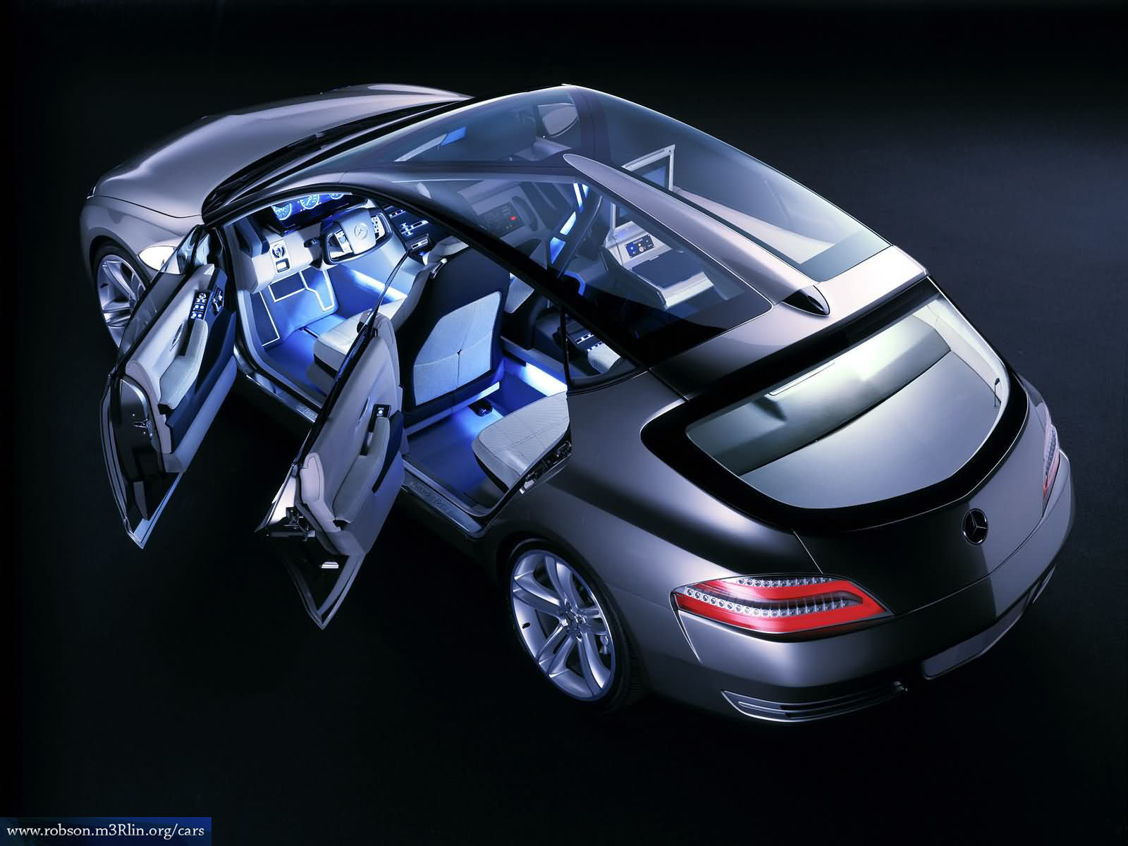Mercedes-Benz F500 Concept Car  7