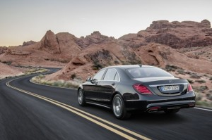 New Mercedes Benz S550 Will be Launched in 2014