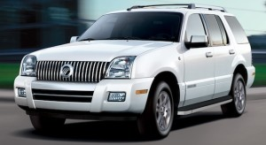 2010 Mercury Mountaineer