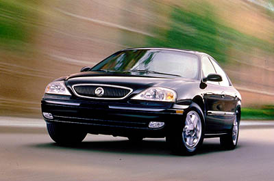 Mercury Sable 11