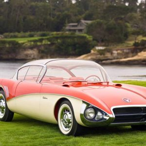 1956 Buick Centurion Dream Car