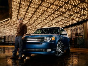 Customized 2009 Ford Flex
