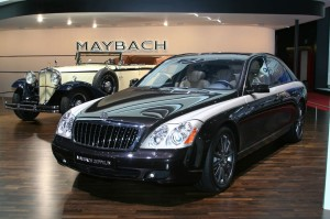 New Maybach Zeppelin