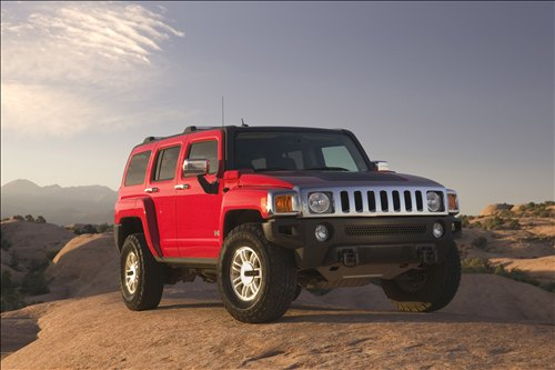 New Fuels New Models For HUMMER