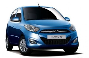 New Hyundai i10