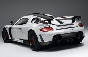 carrera gt white edition
