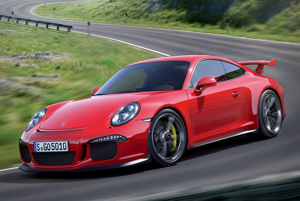 911 gt3 red