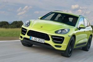 macan green front