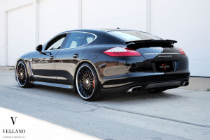 panamera turbo black