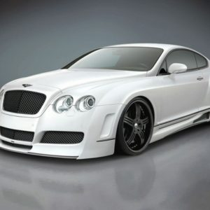Premier4509TM has announced a new update package for the Bentley GT.
