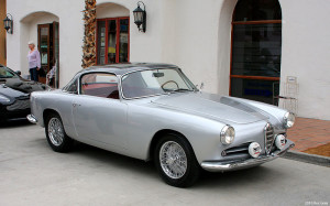 Alfa Romeo 1900C Super Sprint – 1956