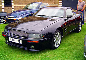 Aston Martin V8 Coupe – 1996