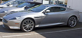 Aston Martin Virage – 2011