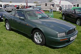 Aston Martin Virage – 1989