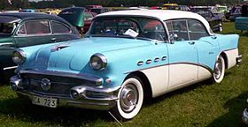 Buick Century 2nd generation – 1954