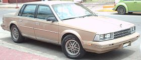 Buick Century 5th generation – 1982