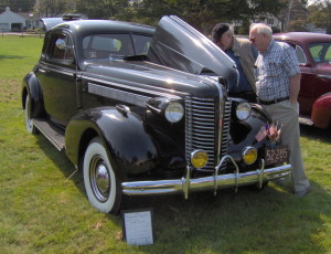 Buick Century sport coupe – 1938