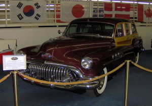 Buick Super woody Estate – 1952