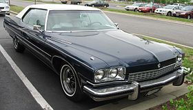 Buick Electra 4th gen - 1971 25