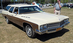 Buick Estate wagon 2nd gen – 1971