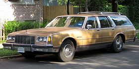 Buick Estate 3rd gen – 1977