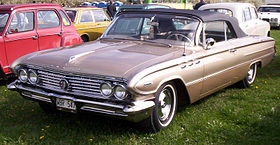 Buick Invicta Series 4600 – 1959