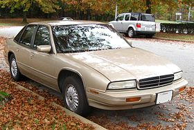 Buick Regal 3rd gen – 1988