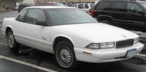 Buick Regal Coupe – 1995