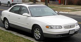 Buick Regal 4th gen – 1997