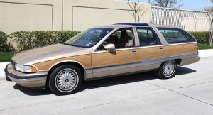Buick Roadmaster Estate – 1991