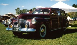 Buick Special Estate wagon – 1941