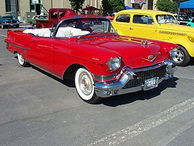 Cadillac Series 62 5th gen – 1957