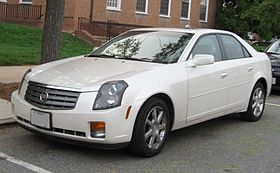 Cadillac CTS 1st gen – 2002