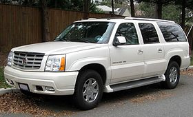 Cadillac Escalade GMT800 – 2001